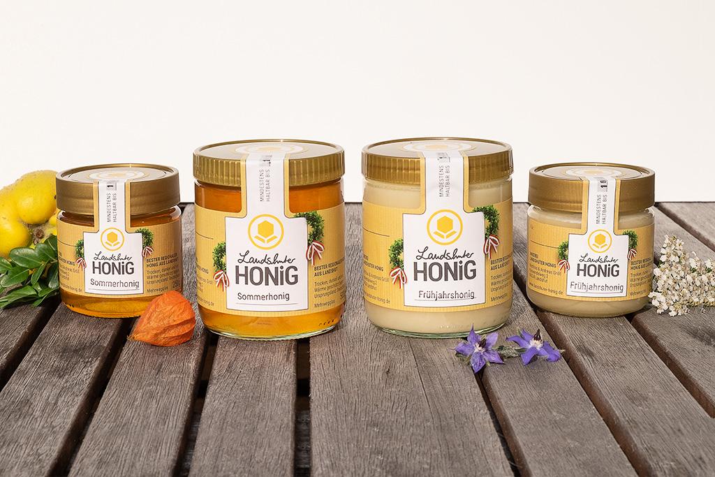 Landshuter Honig - Produkte