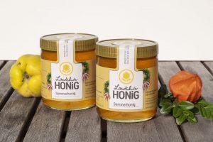 Landshuter Honig - Sommerhonig 500 g