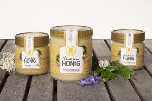 Landshuter Honig - Frühjahrshonig