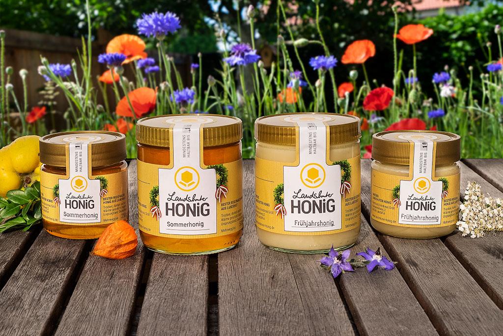 Landshuter Honig - Bester regionaler Honig aus Landshut